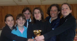 Equipe Dames TC APM Cathare 2008
